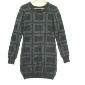 Romeo & Juliet Couture sweater dress size Med